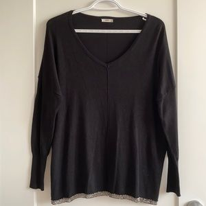 🚨2for20$🚨 Long sleeve black top
